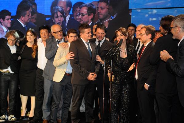 Se entregaron los Premios TATO 2012