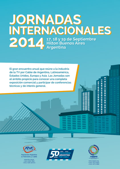 Jornadas Internacionales ATVC 2014