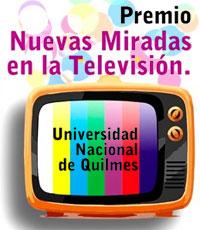 """PREMIO """"NUEVAS MIRADAS EN LA TELEVISIÓN"""""""