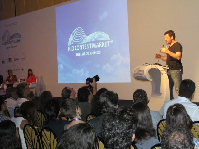 Río Content Market 2015