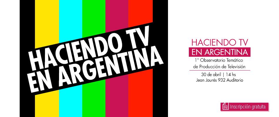 HACIENDO TV EN ARGENTINA
