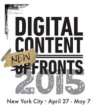 DIGITAL CONTENTS NEWFRONTS 2015