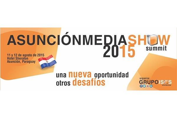 Asunción Media Show 2015