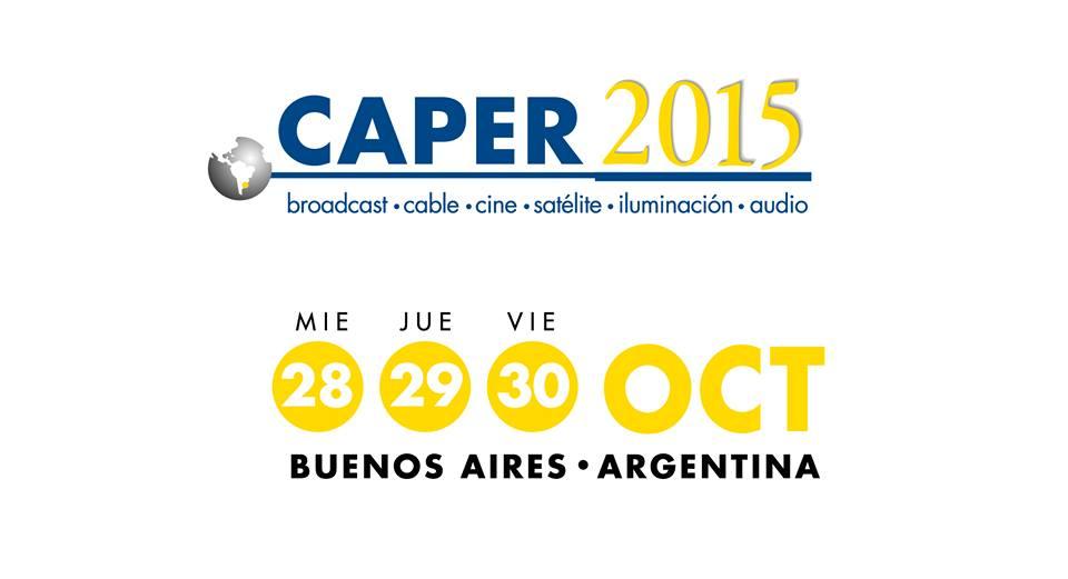 CAPER 2015 y la cuarta edición del Concurso de Cortos