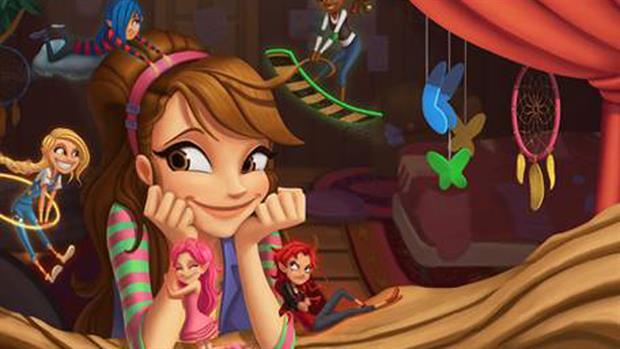 Cris Morena Group junto a Juan Jose Campanella realizaran la versión animada de Floricienta