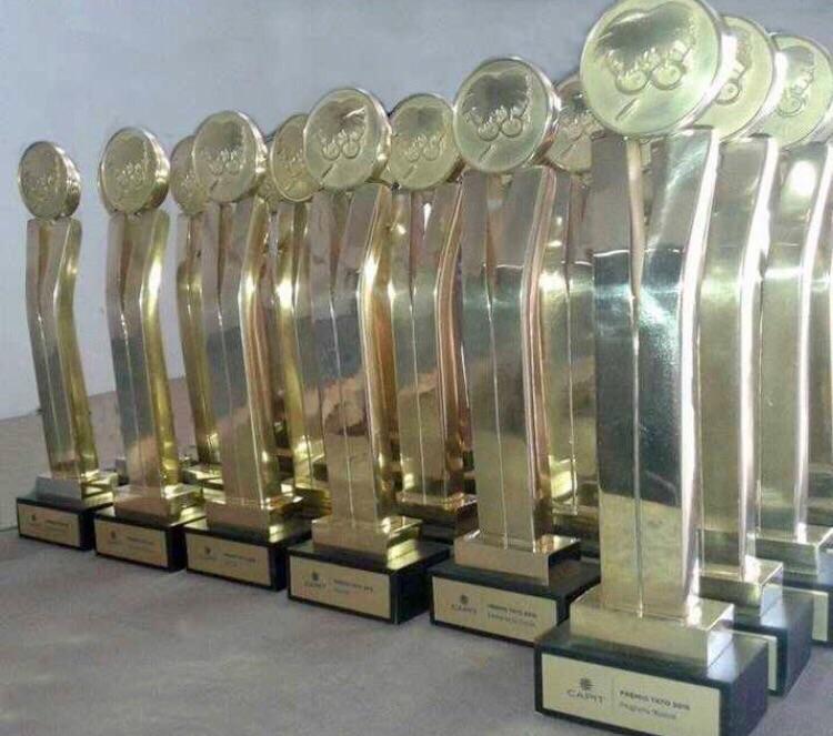 Los premios TATO renovados