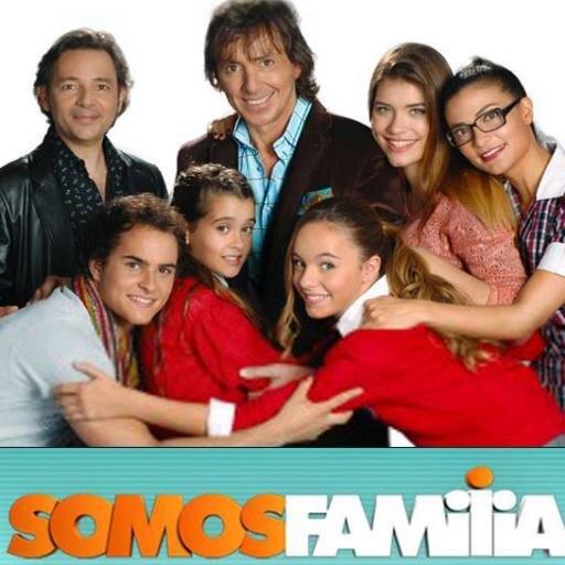 """""""Somos Familia"""" se verá en Africa"""
