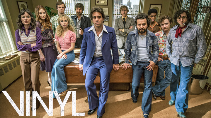 HBO estrenó Vinyl por YouTube