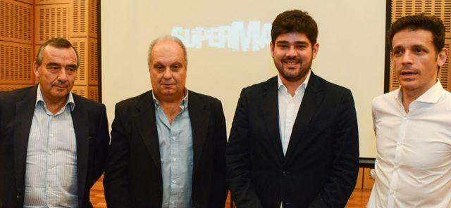 Globo y la Televisión Pública Argentina unidas por Supermax
