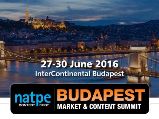 Natpe Budapest 2016 Market & Content Summit