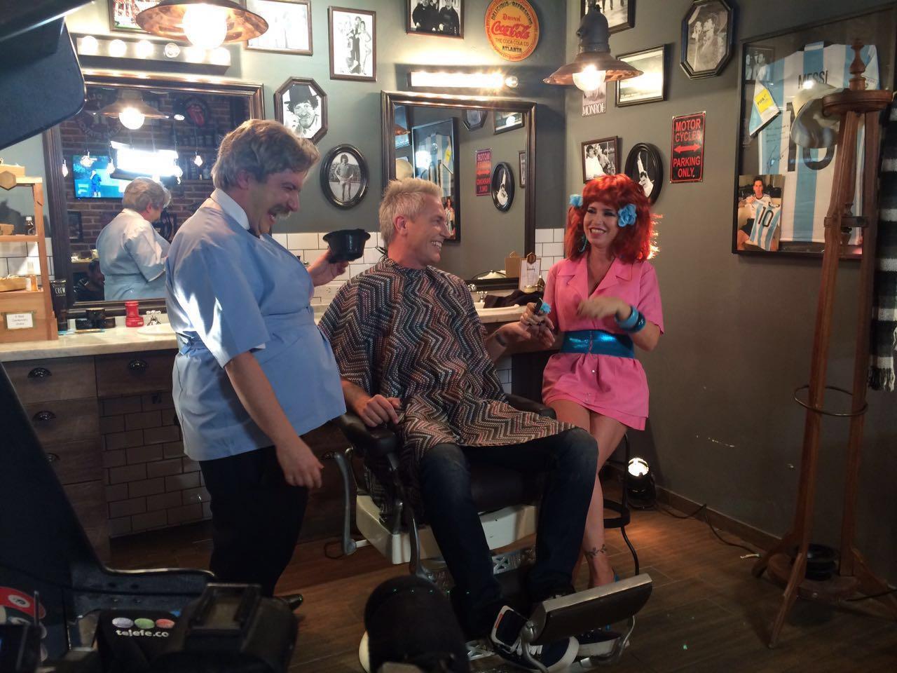Muy pronto vuelve La peluquería de Don Mateo
