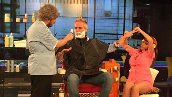 La peluquería de Don Mateo impulsa en rating de Telefe