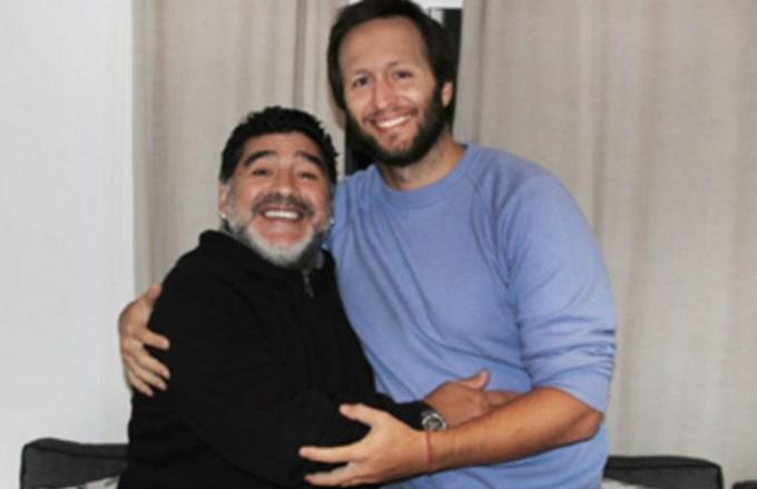 Telefe lleva a la pantalla la vida de Maradona