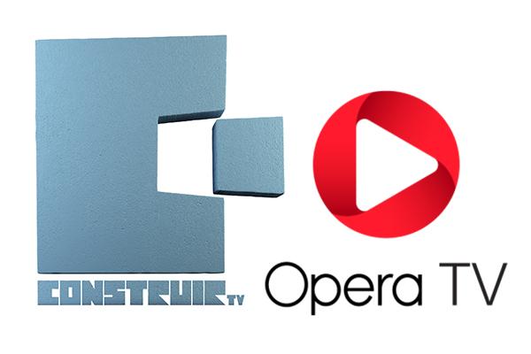 Alianza entre Construir TV y Opera TV