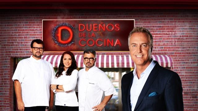 Los dueños de la Cocina logró un rating promedio de 9.7