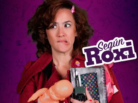 Según Roxi logró una gran performance en Megavisión