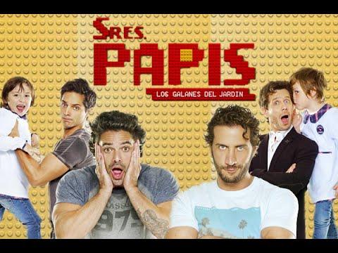 """Se viene la versión mexicana de """"Sres Papis»"""