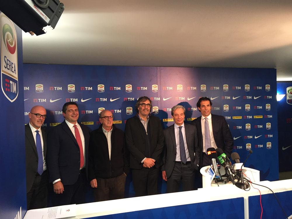 Mediapro se adjudica los derechos de la liga italiana