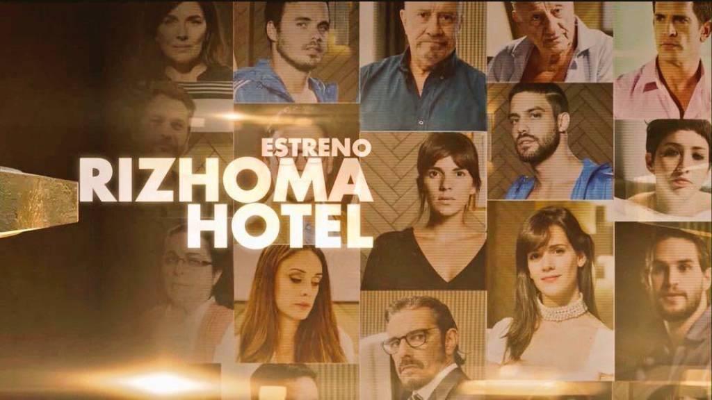 Rizhoma Hotel llega a Telefe