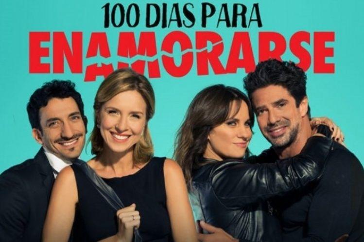 """""""100 días para Enamorarse"""" se vendió a Chile"""
